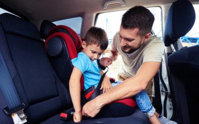 ¿Es obligatorio llevar silla de bebé en un taxi?
